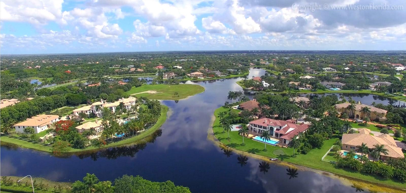 Moving in Weston Florida